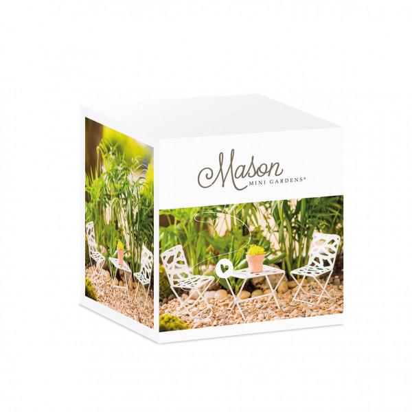 Mason Mini Garden Bistro set Countryside