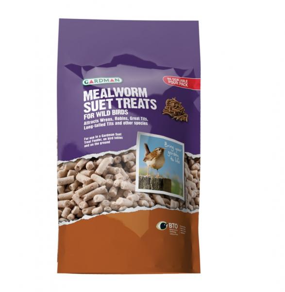 Mealworm Suet Treats