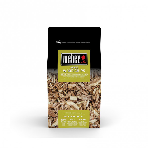 Weber® Räucherchips Apfelholz