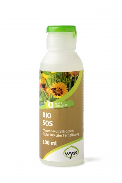 Wyss Bio SOS Notfalltropfen