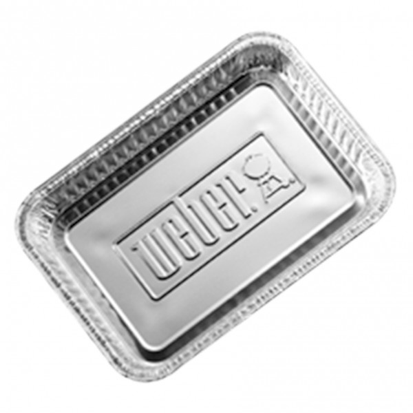 Weber® Alu-Tropfschalen, klein