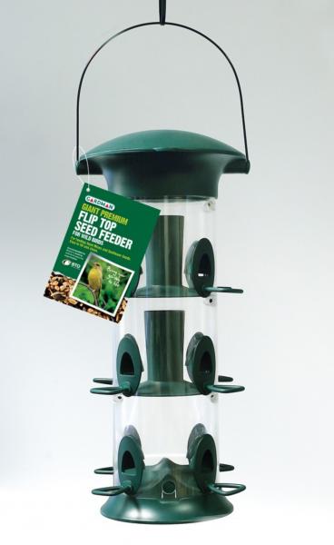 Giant Premium Flip Top Seed Feeder