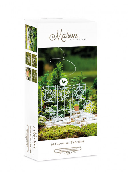 Mason Mini Garden Set Tea Time