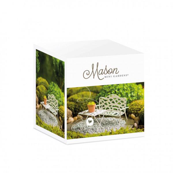 Mason Mini Garden Bank set Countryside