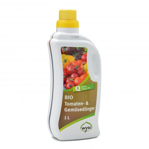 Wyss BIO Tomaten- & Gemüsedünger