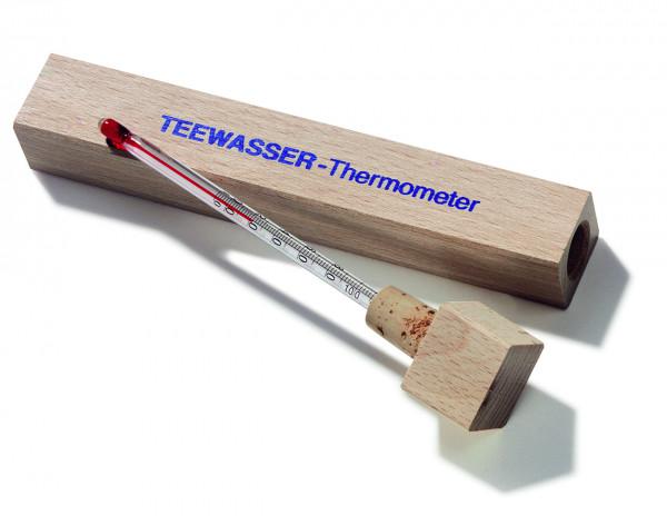 Teewasser Thermometer