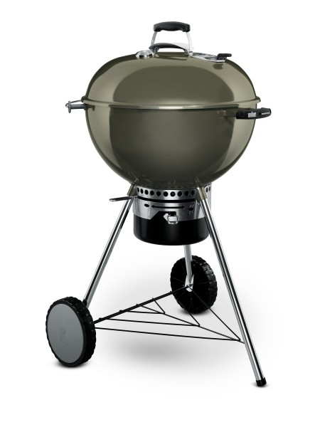Weber Master Touch GBS C-5750 Holzkohlegrill 57cm, Smoke Grey