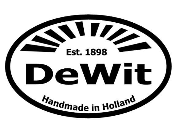 DeWit Unkrauthacke