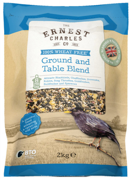 """Ernest Charles """"Ground and Table Blend"""""""