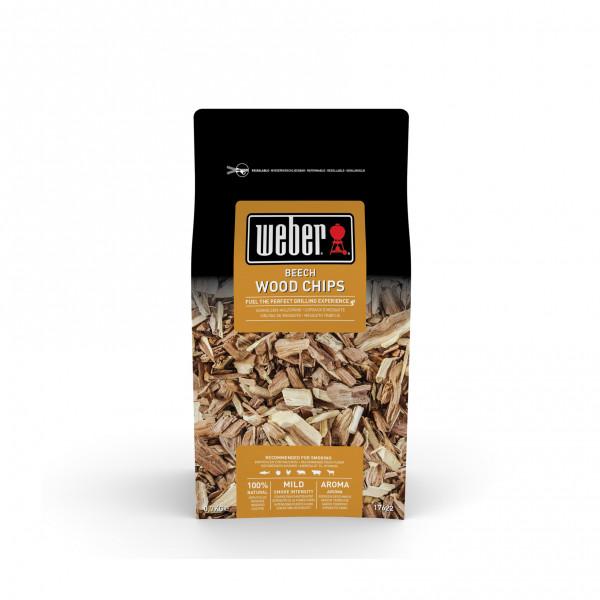 Weber® Räucherchips Buche