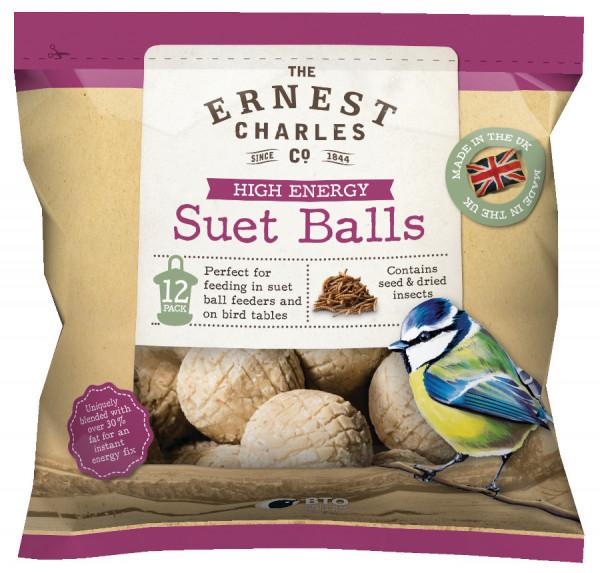 Ernste Charles High Energy Suet Balls