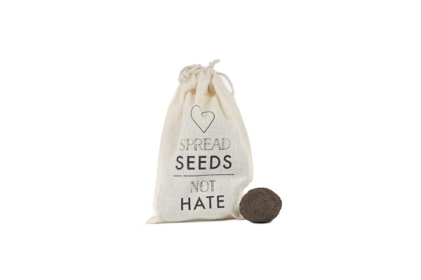 Seedballs SPREAD SEEDS - NOT HATE Special Edition