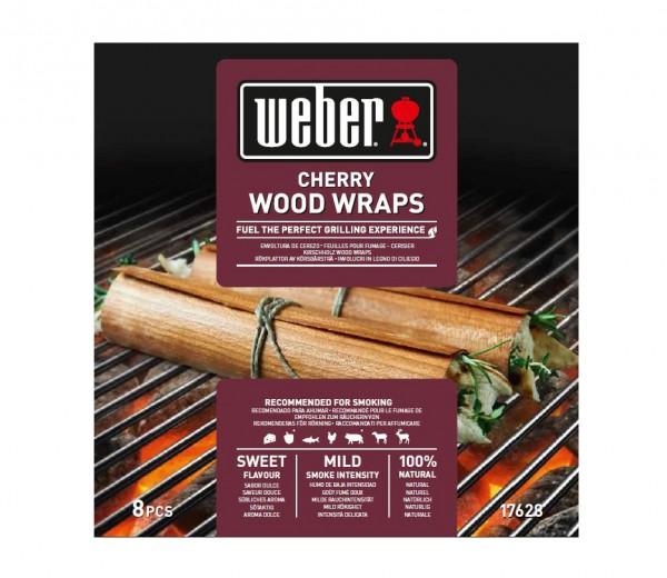 Weber Wood Wraps, Kirschholz