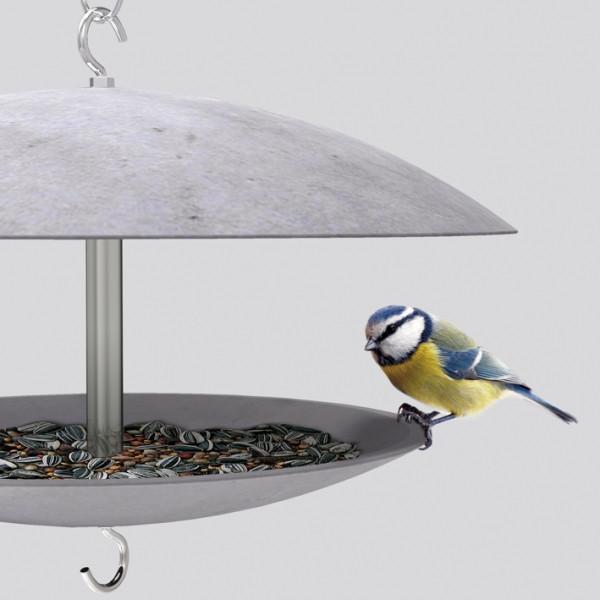 Stef's Lebenszubehör Vogelhaus / Vogelbad