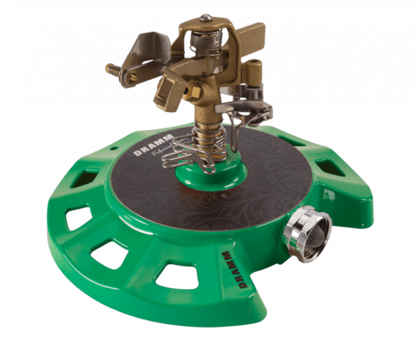 Dramm ColorStorm Circular Base Impulse Sprinkler