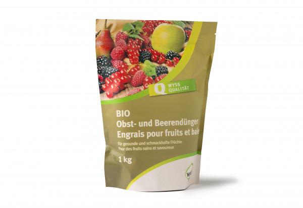 Wyss Bio Obst- und Beerendünger