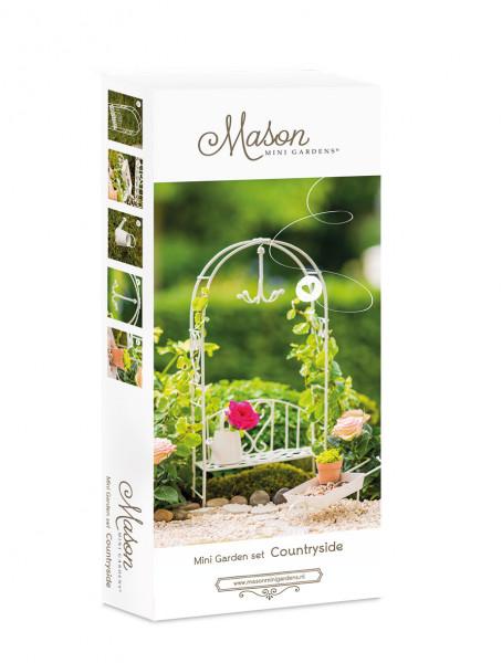 Mason Mini Garden Set Countryside
