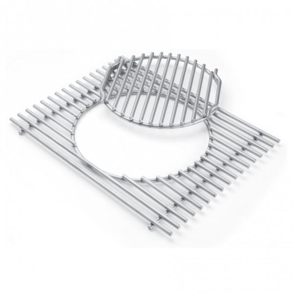 Weber® Gourmet BBQ System Grillrost mit Rosteinsatz