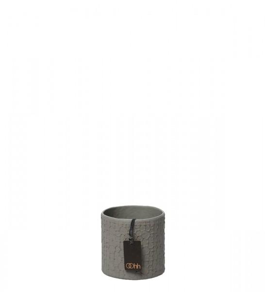 Mini Pot 'Sahara', taupe