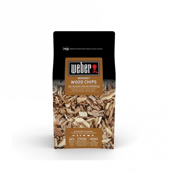 Weber® Räucherchips Whiskey