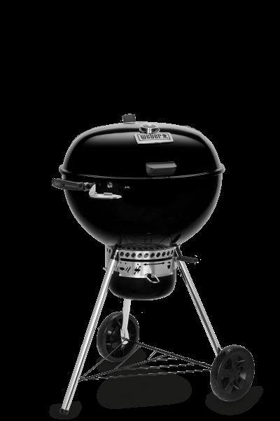 Weber Master Touch GBS Premium E-5775 Holzkohlegrill 57cm, Black