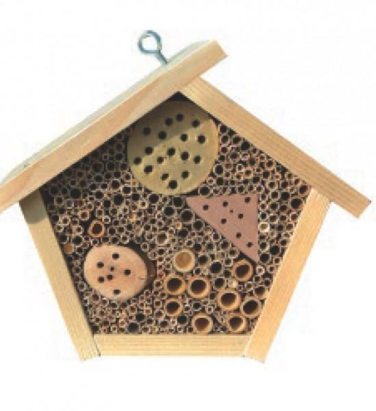 Wildbienenhaus klein